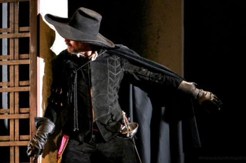 El Caballero de Olmedo, Teatro Gayarre